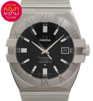 Omega Constellation Double Eagle Shop Ref. 3054
