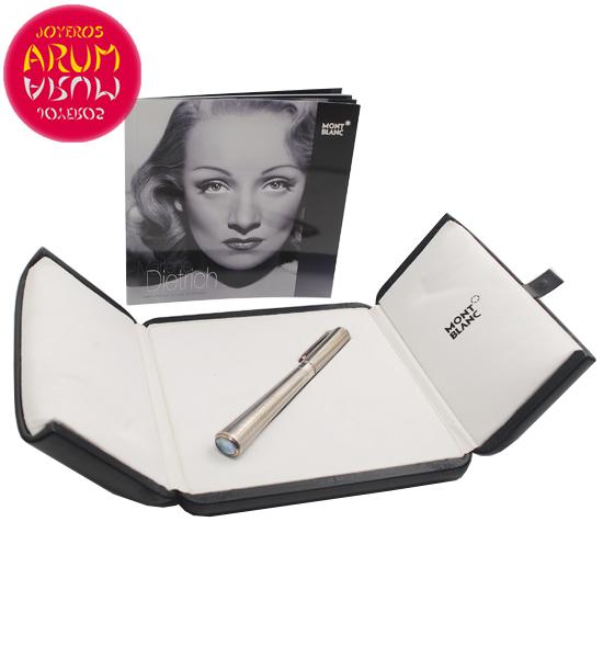 Montblanc Marlene Dietrich Fountain Pen Shop Ref. 4775/1402