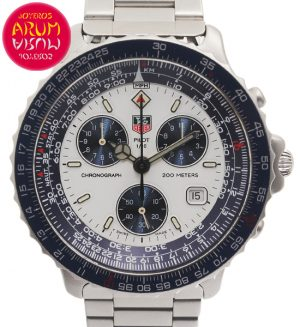 Tag Heuer Pilot Shop Ref. 4751/1378
