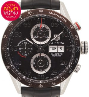 Tag Heuer Carrera Day Date Shop Ref. 4810/1435