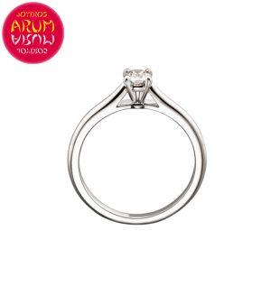 Cartier Ring Platinum with Diamond 0.55 cts RAJ1238