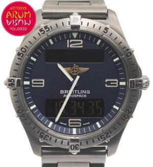 Breitling Aerospace Shop Ref. 4808/1433