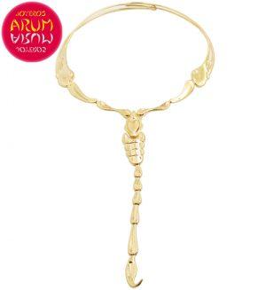 Tiffany & Co Scorpion Necklace RAJ1251