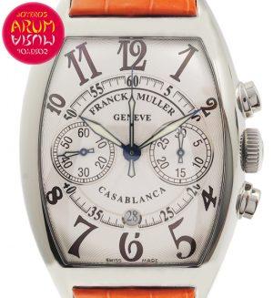 Franck Muller Casablanca Shop Ref. 4678/1300