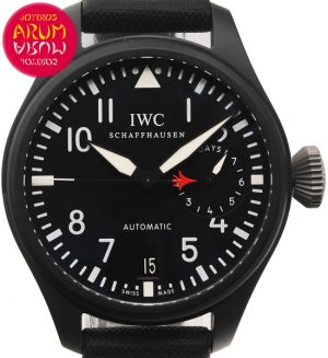 IWC Big Pilot Top Gun Shop Ref. 4820/1445
