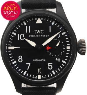 IWC Big Pilot Top Gun Shop Ref. 4820/1445