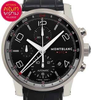 Montblanc Timewalker UTC Shop Ref. 4859/1484
