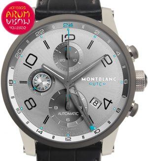 Montblanc Timewalker UTC Shop Ref. 4860/1485