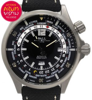 Ball Engineer II Worldtime Shop Ref. 4890/1515