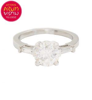 White Gold Ring with Diamond 3,01 ct. RAJ1271S
