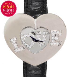 Chopard Love Watch Shop Ref. 4634/1256
