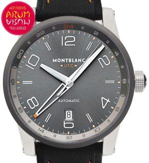 Montblanc Timewalker UTC Shop Ref. 4881/1506