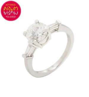 White Gold Ring with Diamond 2.53 ct. RAJ1227S