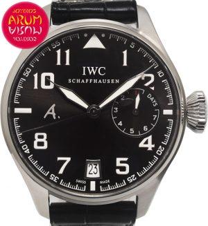 IWC Antoine de Saint Exupery Shop Ref. 4928/1553