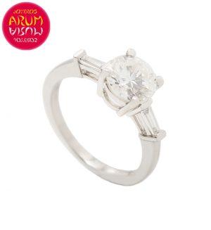 White Gold Ring with Diamond 1.75 ct. RAJ1184S