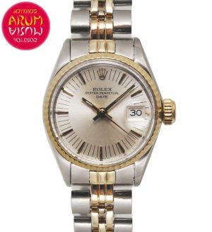 Rolex Date Vintage Shop Ref. 4922/1544