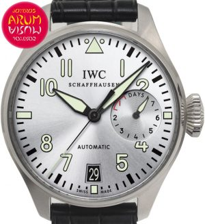 IWC Big Pilot Father Shop Ref. 4897/1612