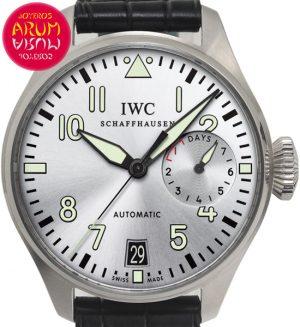 IWC Big Pilot Father Shop Ref. 4897/1612