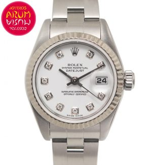 Rolex Datejust Shop Ref. 4961/1586