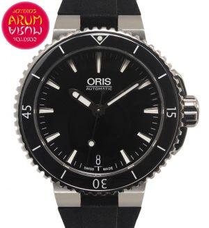 Oris Aquis Shop Ref. 5048/1673