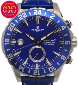 Perrelet Seacraft Shop Ref. 5021/1646