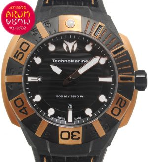 Technomarine Black Reef Shop Ref. 5019/1644