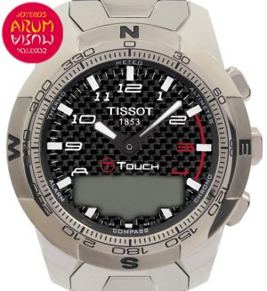 Tissot Touch II Shop Ref. 4757/1384