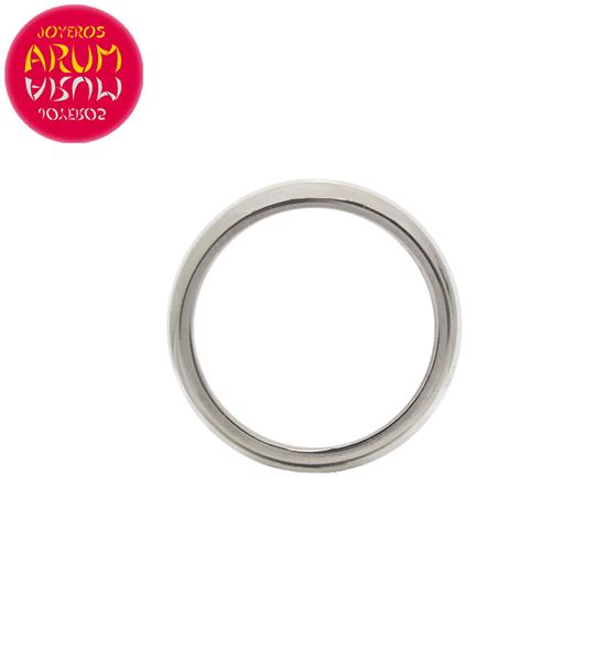 Tiffany & Co. Platinum Ring RAJ1334