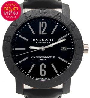Bulgari Carbongold Shop Ref. 5088/1713
