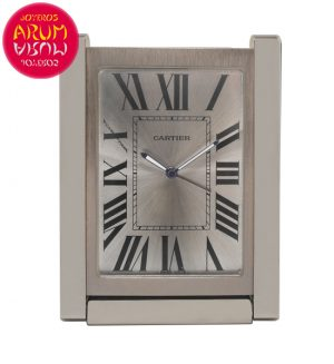 Cartier Tank Desk Clock Shop Ref. 5009/1634