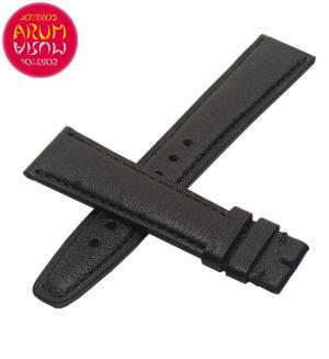 Z IWC Strap Black Leather 19-16 RAC1306