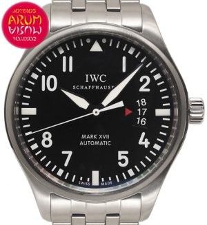 IWC Mark XVII Shop Ref. 4647/1269