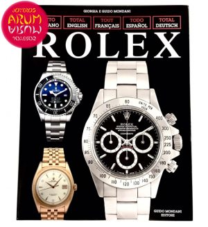 Total Rolex Guido Mondani Book