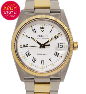 Tudor Prince Quartz Oysterdate Shop Ref. 5060/1685