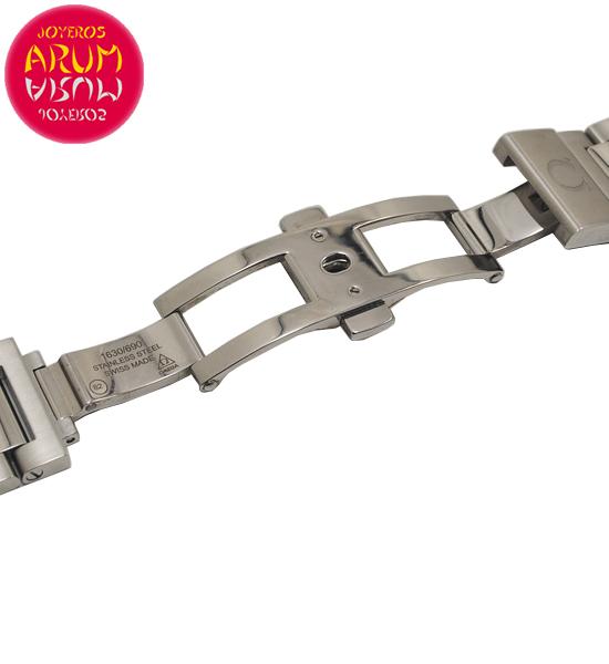 Z Omega Steel Strap 21 mm RAC1353