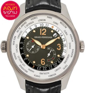 Girard Perregaux World Time Shop Ref. 2318