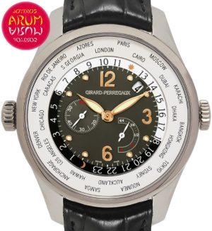 Girard Perregaux World Time Shop Ref. 2318