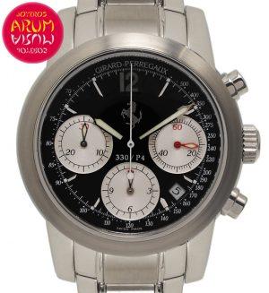 Girard Perregaux Ferrari Shop Ref. 4107/830