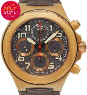 Girard Perregaux Laureato Shop Ref. 2095