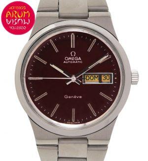 Omega Day Date Vintage Shop Ref. 5062/1687