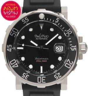 Paul Picot Yachtman Shop Ref. 3465
