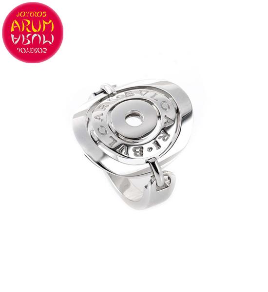 Bulgari Astrale Ring White Gold RAJ1380