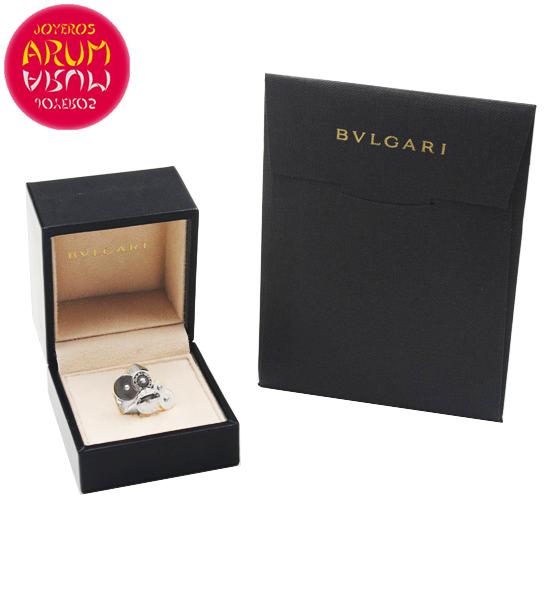 Bulgari Cicladi Ring White Gold RAJ1385