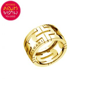Bulgari Parentesi Ring Yellow Gold RAJ1379
