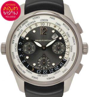 Girard Perregaux World Time Shop Ref. 5136/1760