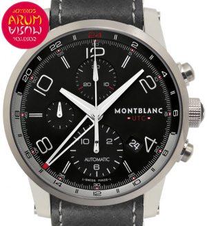 Montblanc Timewalker UTC Shop Ref. 5143/1767
