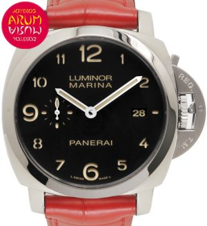 Panerai Luminor Marina Shop Ref. 5123/1747