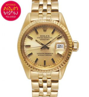 Rolex Datejust Shop Ref. 5100/1725