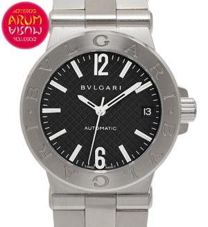 Bulgari Diagono Shop Ref. 2055