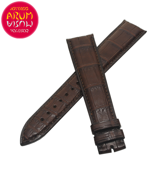 Z Franck Muller Strap Crocodile Leather 21-17 RAC1414